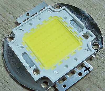 9000 Lm,6000K,kw,COB,Fluter,Flutlicht 100W LED Chip kaltweiss,24*40 mil,Cu 1,5