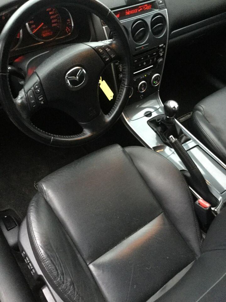 Mazda 6, 2,3 Sport stc., Benzin