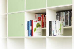 Buch-, Bluray- und DVD Einsatz für Ikea Kallax / Expedit Regal ...