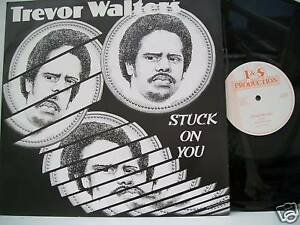 12-034-Vinyl-Single-Stuck-On-You-by-Trevor-Walters-1983