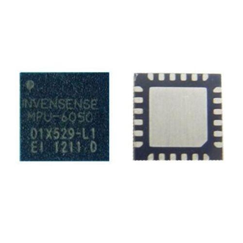 2PCS MPU-6050 MPU6050 Six-axis Sensor Chips IC QFN-24 NEW