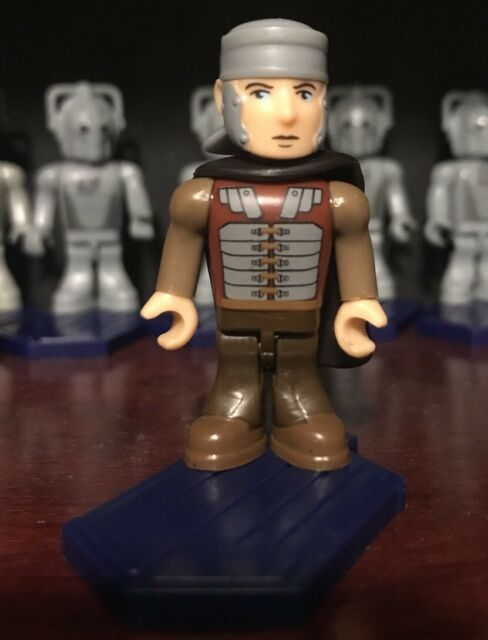 9th DOCTOR 50th ANNIVERSARY LOOSE CHARACTER BUILDING DOCTOR WHO MICRO-FIGURE