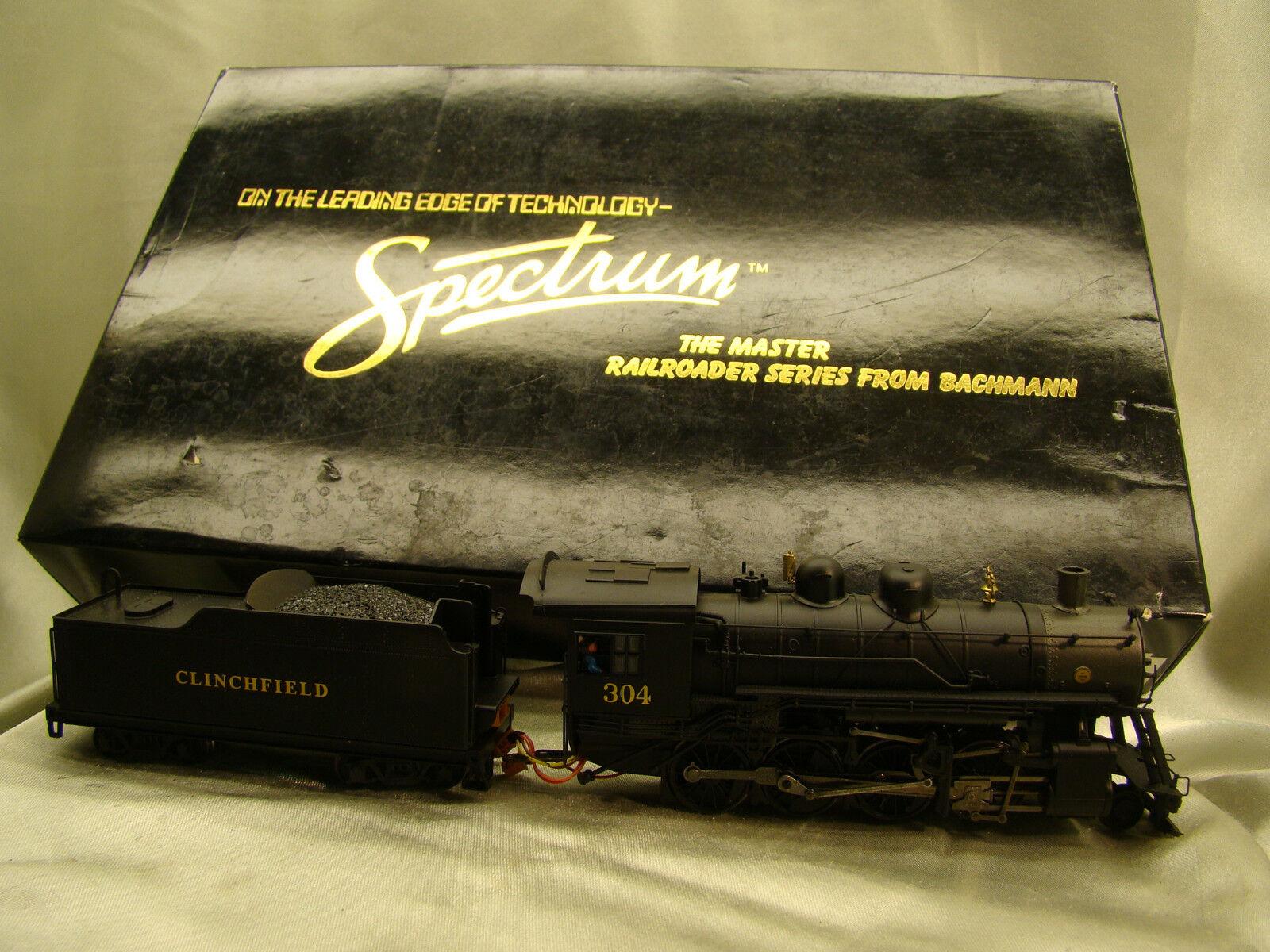 Hermoso Nuevo Viejo Stock Locomotora de vapor Escala Ho-consolidación Baldwin 2-8-0