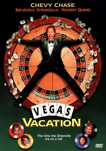 National Lampoon's Vegas Vacation Poster