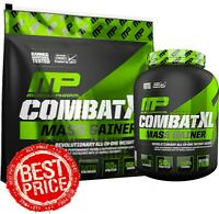 Musclepharm Combat Xl Mass Gainer Powder Muscle Building Protein Pick A Flavor