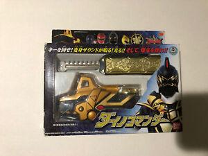 Bakuryu Sentai Abaranger DX Dino Commander Morpher