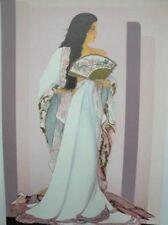 "Diana Hansen-Young ""Kimono"" Signed Serigraph"
