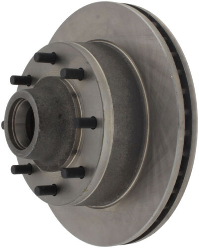Disc Brake Rotor-C-TEK Standard Preferred Front Centric 121.65009
