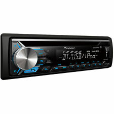 PIONEER DEH-X3900BT SINGLE DIN CAR STEREO CD RECEIVER WITH BUILT-IN BLUETOOTH