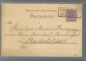 1887-GA-DR-5-Pfg-Frankenhausen-Kyffhaeuser-n-Rudolstadt