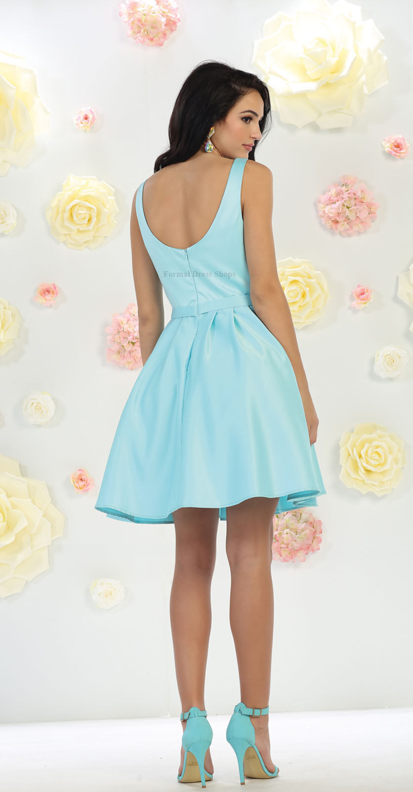 classy short flowy homecoming prom cute birthday dresses