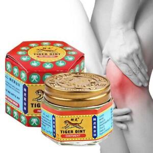 Balsam-Thai-Massage-Salbe-Rot-Weiss-Relief-Muskelschmerzen-Schmerzen-Or-Nett