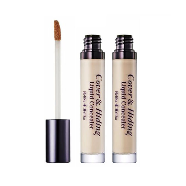 HOLIKA HOLIKA ® Cover and Hiding Liquid Concealer 2 Color
