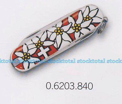 NAVAJA VICTORINOX CLASSIC EDELWEISS 06203840