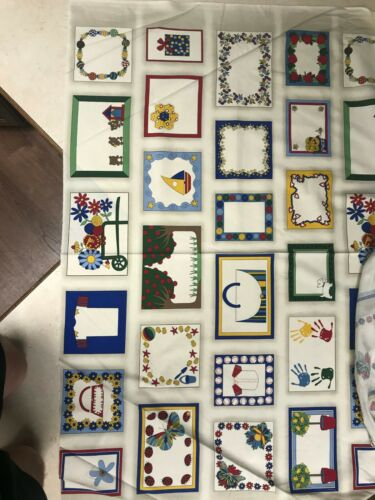 Quilting Panel RJR Chasing Butterflies Fabric 100/% Cotton 44*23