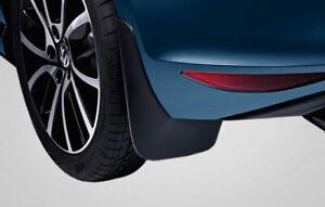 Original-Volkswagen-Satz-Schmutzfaenger-vorn-Golf-VII-7-Sportsvan-NEU