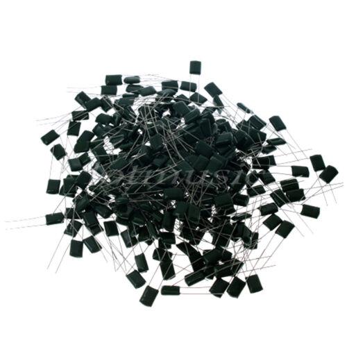 100pcs green polyester film capacitors 47000pF 100v  2A473J for ELE guitar