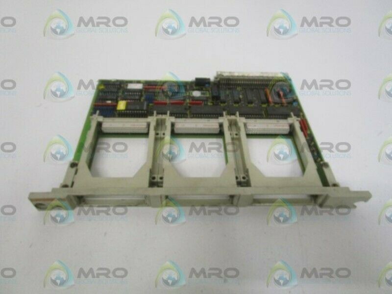 SIEMENS 6FX1120-2CA00 PLC MODULE MEMORY (AS PICTURED) USED