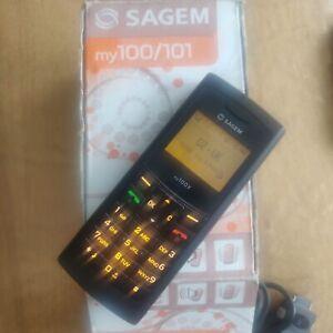 Sagem My 100x Handy Entsperrt