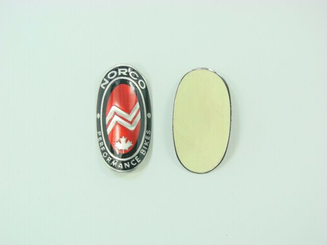NORCO Bicycle Head Badge Name Plate