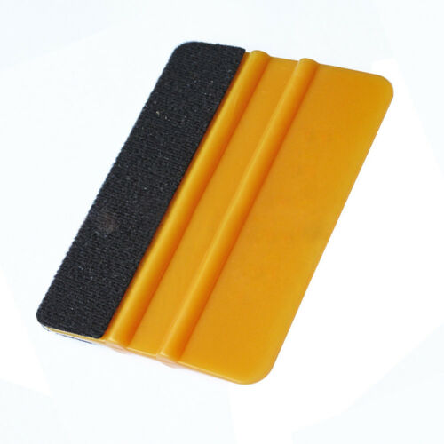 Car Film Wrap Squeegee Scraper Glass Window Cleaning Washer Brush Tool  New