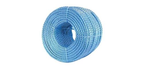 'EVERLASTO' BLUE POLYPROPYLENE POLYROPE POLY ROPE 6MM FREE EXPRESS DELIVERY