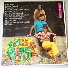 LP / LOS MISMOS / UNA VEZ / PASA EL TREN / BELTER BL-22354
