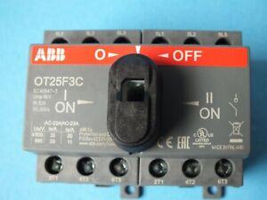 ABB-OT25F3C-1SCA104863R1001-Change-over-switch