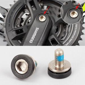 2-8PCS-Bike-Square-Taper-Crank-Bolts-Allen-Head-Bottom-Bracket-M8-BB-Axle-Screw