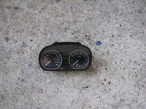 BMW-1er-E81-E87-E82-E88-LCI-Tacho-Kombiinstrument-Benzin-9166813