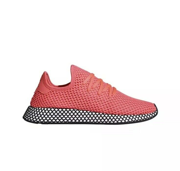 1a910febb Men s Adidas Deerupt Runner Turbo Core Black Size Size Size 10 Turbo Core  Black B41769 51f604