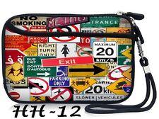 """6"""" Carrying Case Bag for Tomtom VIA 1605TM 1605M 1605 M RV, GO 6000 600 GO 60S"""