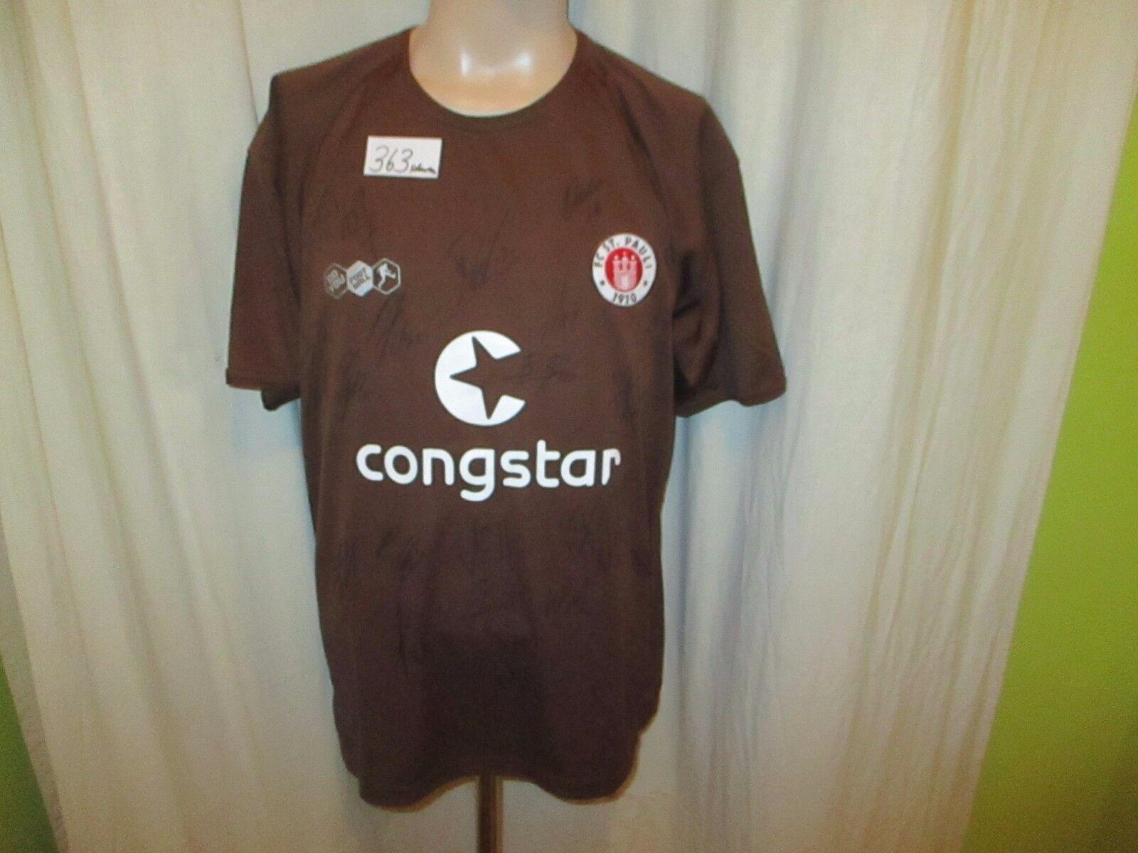 FC St.Pauli DoYou DoYou DoYou Football Heim Trikot 2007/08