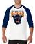 Raglan T-shirt 3//4 Sleeve School Spirit Team Mascot Panthers Don/'t Mess With