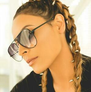 excellent quality new lower prices great deals Details about NEW QUAY X Desi Perkins High Key Black/Fade Sunglasses