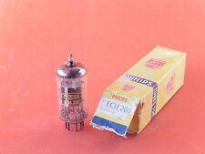 1 tube electronique PHILIPS ECH200 /vintage valve tube amplifier/NOS(30)