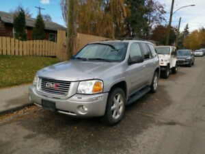 2008 GMC Envoy   +   Winter Tires (On Rim)