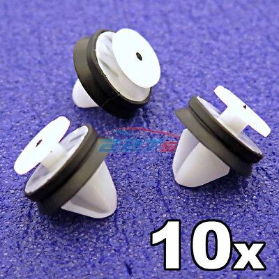 10x PASSARUOTA tagliare clip per adattarsi NISSAN QASHQAI /& RENAULT kadjar anteriore e posteriore