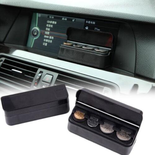 A78A Car Taxi Coin Loose Change Holder Money Piggy Bank Storage Box Organizer