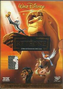 The-Lion-King-1995-S-E-2-DVD-Slipcase-1-Ed-Super-Rare