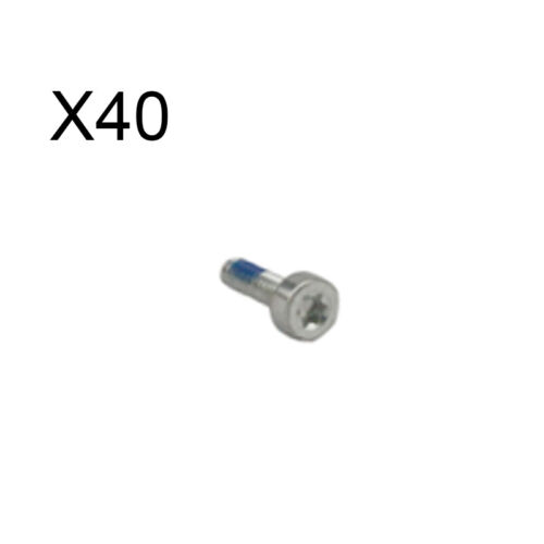40PCS T27 Torx Spline Screw Bolt M5x12 For Stihl Chainsaw 9022 341 0960