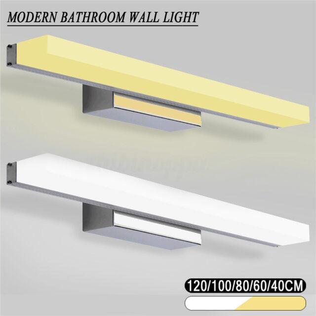 Moderne Badezimmer LED Wandleuchte Spiegellicht Spiegelleuchte Lampe  Badleuchte