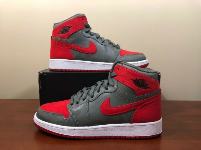 new high quality offer discounts lowest discount Youth Air Jordan 1 Retro Hi Prem BG 3M Camo Shoes Size 5.5Y Youth 822858 032