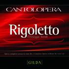 Rigoletto Without Gilda von Playbacks,Gilda (2011)