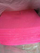 """2 X PINK SHAMMY Cleaning Cloth Towels 20"""" X 27"""" Made in Germany 2 PC /PACK"""