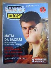 KOLOSSAL Fotoromanzo n°204 1987  [D32]
