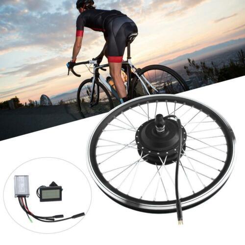 KT-LCD3 Ebike Kit de roue de moteur de Conversion de vélo électrique 24 pouces