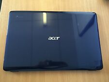 Acer Aspire 7540 7736 7740 7540G LCD Lid Back Cover Panel Plastic 60.4FX02.001