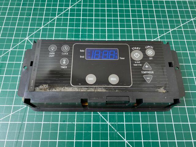 Whirlpool Range Control Board P# W10110451 W10116542