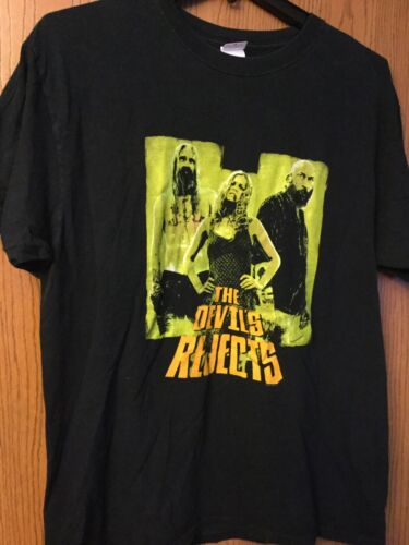 The Devils Rejects  (Rob Zombie)  2005 Black Shirt